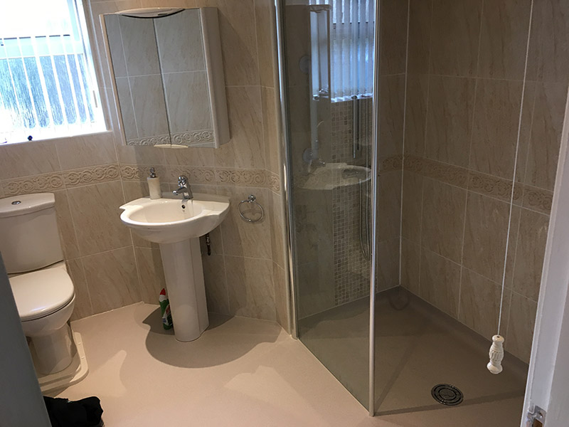 Bathroom Installations | Peterborough | Disabled Access Bathrooms