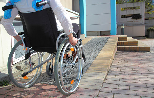 Home adaptations for the elderly or disabled